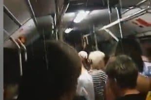 Добродошли у Вучићев и Весићев Београд! Аутобус 706 (видео)