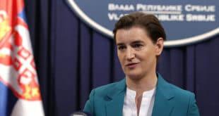 Брнабић: Не прихватам оставку Шарчевића