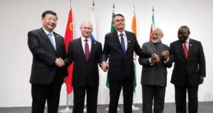 Морају се створити јасна правила за транснационалне корпорације - Путин са лидерима земаља БРИКС 2