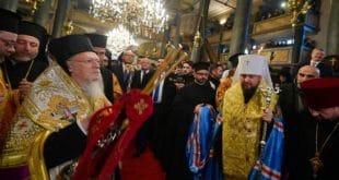 Пропаст украјинских расколника, највећи губитник – цариградски патријарх Вартоломеј 9