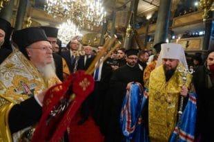 Пропаст украјинских расколника, највећи губитник – цариградски патријарх Вартоломеј