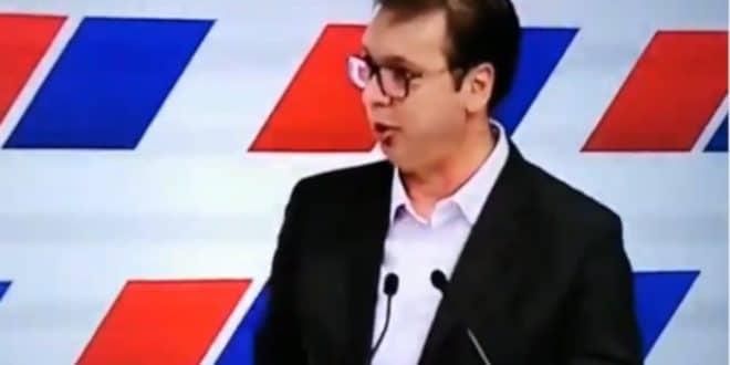 Вучић: Није Бабић возио (видео)