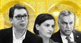 Фирме повезане са Орбаном, Вучићем и Брнабић раде расвету широм Србије! 11
