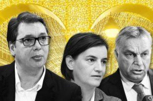Фирме повезане са Орбаном, Вучићем и Брнабић раде расвету широм Србије! 12
