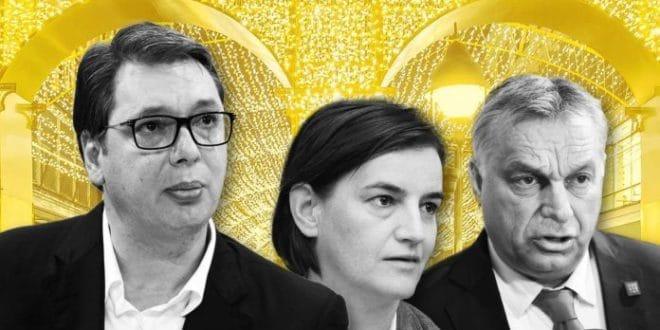 Фирме повезане са Орбаном, Вучићем и Брнабић раде расвету широм Србије! 1