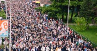 Црна Гора: Сјутра сви заједно у молитви против безакоња и за одбрану светиња (видео)