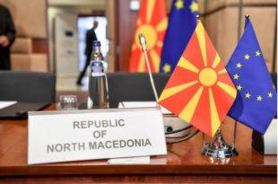 ЕУ раздваја Македонију и Албанију