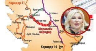 НОВА ПЉАЧКА БУЏЕТА! Зашто је цена Моравског коридора скочила са 500 на 800 милиона евра? 10
