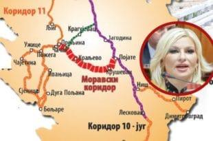 НОВА ПЉАЧКА БУЏЕТА! Зашто је цена Моравског коридора скочила са 500 на 800 милиона евра?