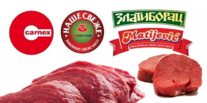Шта садржи месо које је у Русији забрањено, а у Србији се слободно продаје?