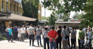 Протест у Панчеву, радници Азотаре најавили долазак у Београд! (видео)
