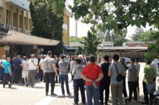 Протест у Панчеву, радници Азотаре најавили долазак у Београд! (видео) 8