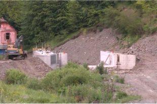 Не смирују се тензије у Ракити, нови протест због градње мини хидроелектране