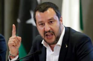 Матео Салвини запретио изласком Италије из ЕУ: То није унија, него легло змија и шакала