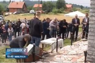 30. јуна 1992. године муслиманска војска из Сребренице и Братунца опколила је и напала српско село Брежане (видео)