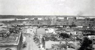 Смедеревска катастрофа 1941. године 2