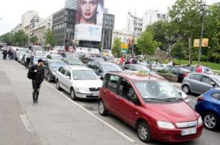 Таксисти после прекида блокаде Београда добијају субвенције по неколико хиљада евра 1