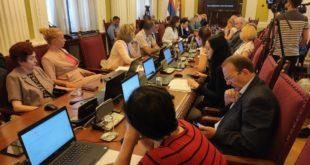 Одбор подржао предлог Владе, Скупштина креће у измене Устава