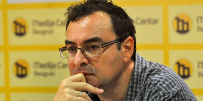 Јово Бакић: Позван сам на информативни разговор у МУП због интервјуа за НИН 1