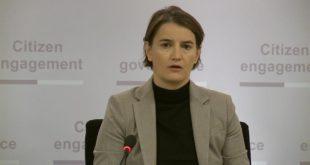 Ана Брнабић: Волим и поштујем СНС, надам се да ће ме прихватити као свој део