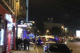 Крвави обрачун миграната у центру Београда, један мртав 1