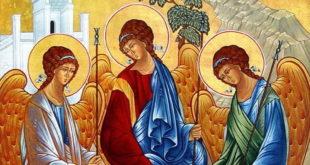 Данас славимо Свете Тројице 4