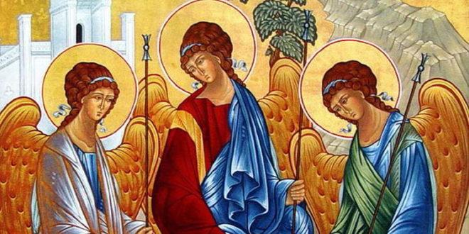 Данас славимо Свете Тројице