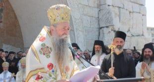 Владика Јоаникије: Заветујемо се и заклињемо – бранићемо светиње!