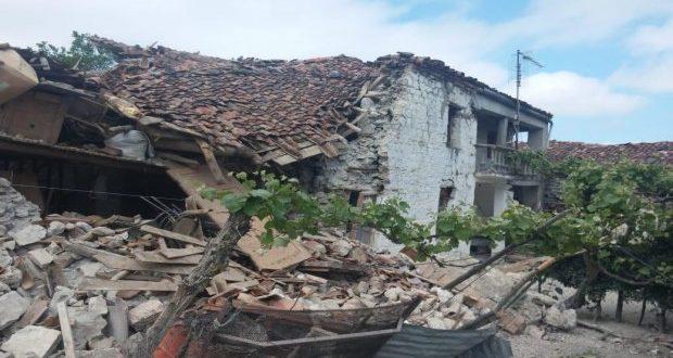 СЕРИЈА ЗЕМЉОТРЕСА У АЛБАНИЈИ: Повређено пет особа, рушиле се куће 1