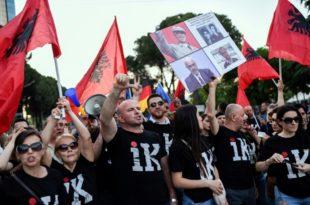 ХАОС У НАЈАВИ? У Албанији избори које опозиција бојкотује а подржвају ЕУ и САД 1