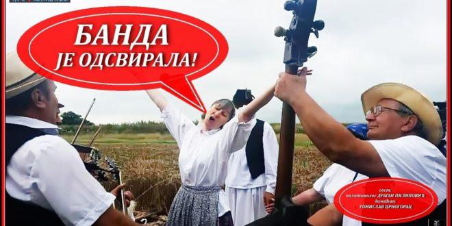 """Драган Пилиповић """" БАНДА ЈЕ ОДСВИРАЛА! """" (видео)"""