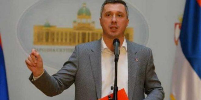 Обрадовић: Блиски сарадници Шарчевића у Министарству просвете имају фалсификоване докторате