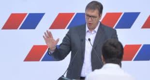 Александар Вучић: Сви кукају како је гужва у целој земљи - па гужва је зато што се боље живи и имамо више аутомобила 7