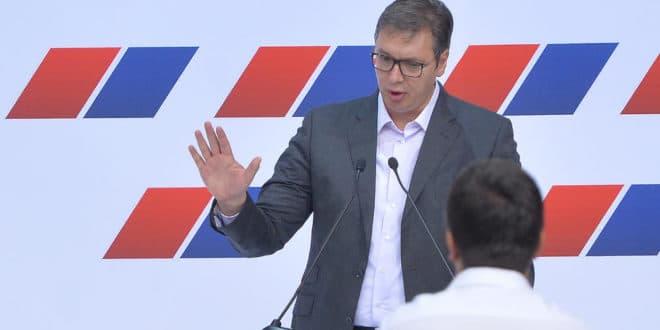 Александар Вучић: Сви кукају како је гужва у целој земљи - па гужва је зато што се боље живи и имамо више аутомобила 1