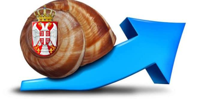 Деценија најспоријег раста Србије у региону 1