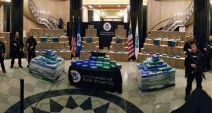 ФБИ држи 10 црногорских помораца на броду са кокаином