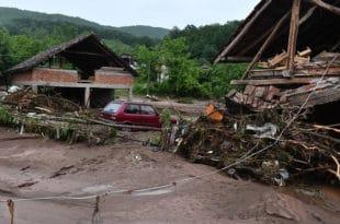 Kраљево, извесно је, претрпело веће штете од поплава него маја 2014. и 2016. године