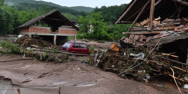 Kраљево, извесно је, претрпело веће штете од поплава него маја 2014. и 2016. године 1