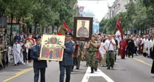 Литургијом и литијом Београд обележио славу – Спасовдан 9