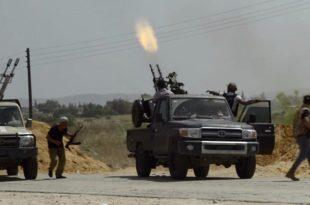 Либијска национална армија наредила да се гађају турски авиони и бродови