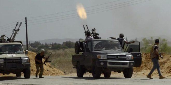 Либијска национална армија наредила да се гађају турски авиони и бродови 1