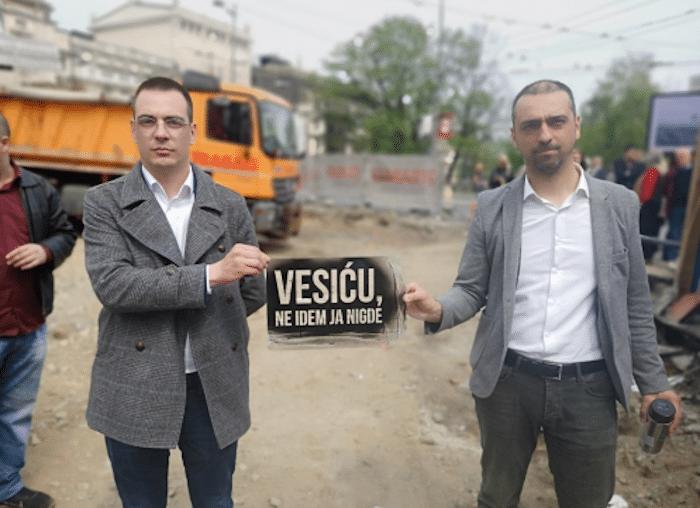 Предраг Поповић: Вандали су победили, Београд је уништен 5