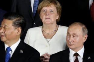 Меркел: Није ми ништа