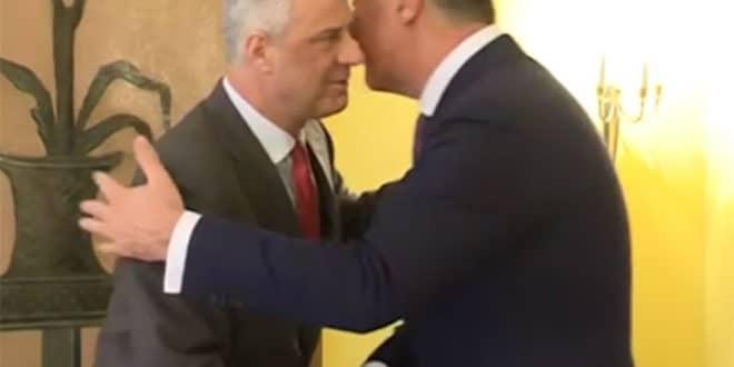 Мило и Хашим политички близанци: Сложно против Срба 1