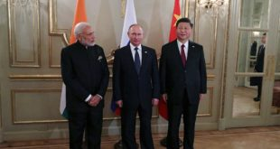 Да ли Русија, Кина и Индија спремају заједнички одговор Америци