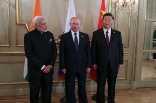 Да ли Русија, Кина и Индија спремају заједнички одговор Америци 1
