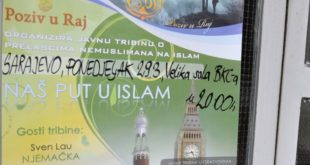 Забрињава пораст исламског радикализма у БиХ, апсурдно што то не занима стране дипломате