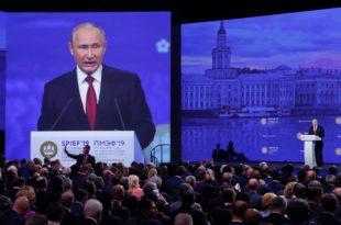 """Путин: Случај """"Хуавеј"""" би могао бити почетак новог технолошког рата"""