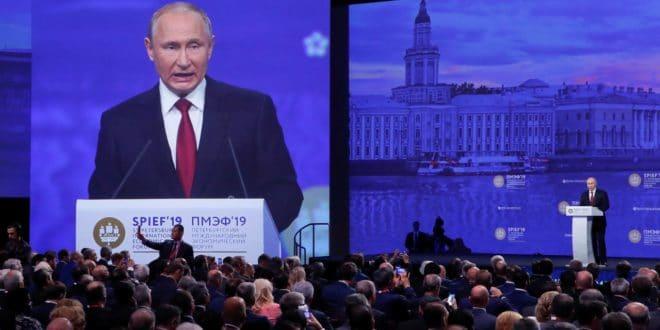 """Путин: Случај """"Хуавеј"""" би могао бити почетак новог технолошког рата 1"""