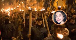 """Активисткиња """"Евромајдана"""" са неонацистичким везама постала менаџер Фејсбука за јавну политику 9"""